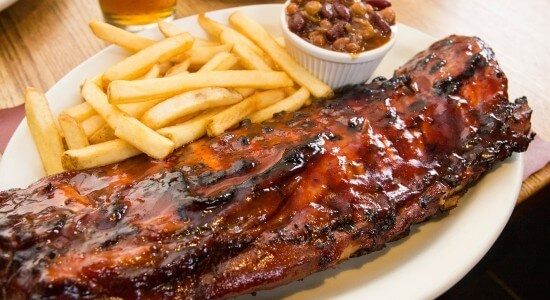 Adam's Grille Severna Park Ribs