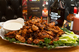 Adams Severna Park Catering Wings