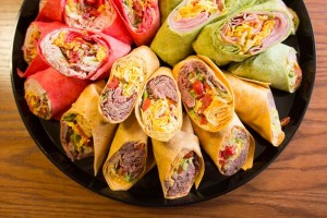 Adams Severna Park Catering Wraps