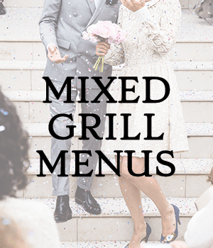 mixed grill menus